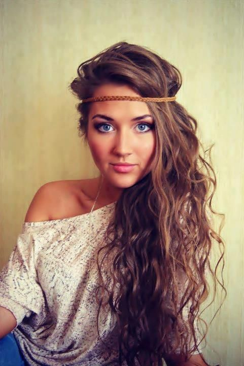 wave perms hair for beautiful women